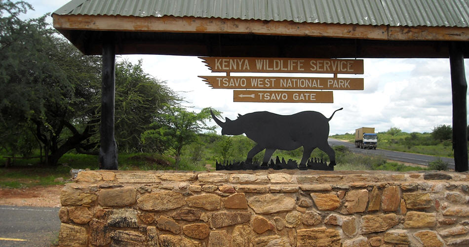 3 Days Tsavo East and West Safari from Mombasa