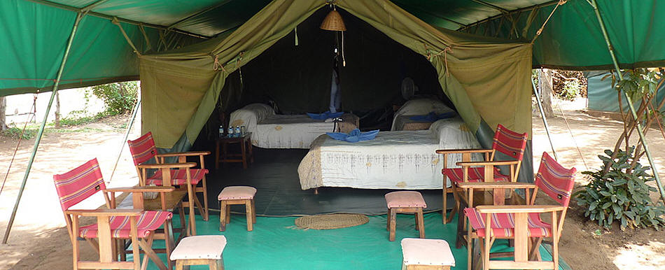 Sentrim Tsavo Safari Camp